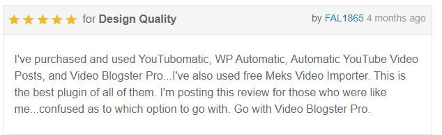 Video Blogster Pro - import YouTube videos to WordPress. Also DailyMotion, SoundCloud, Vimeo, more - 9