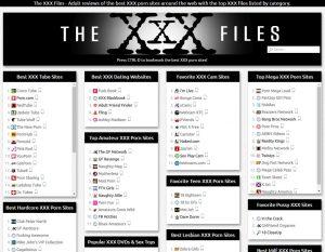the-xxx-files